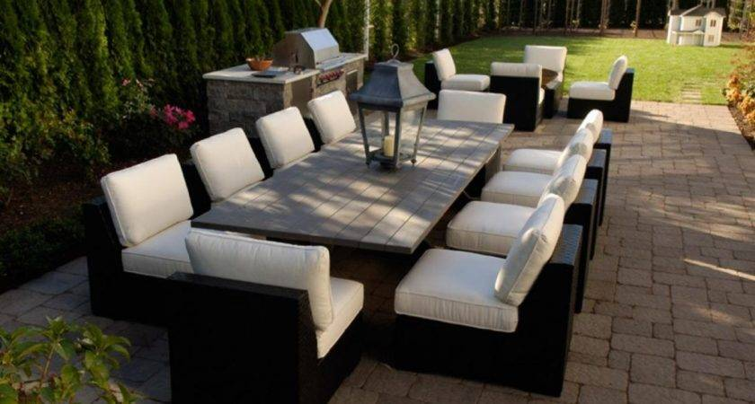 Outdoor Wicker Furniture Patio Productions Build Pallet