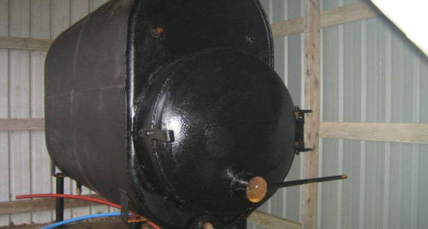Outdoor Wood Boiler Junk