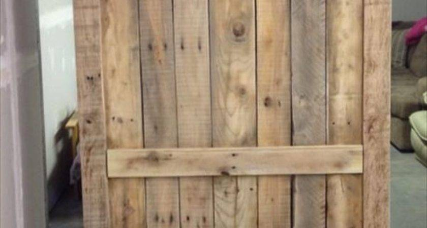 Outstanding Pallet Wood Cabidoors