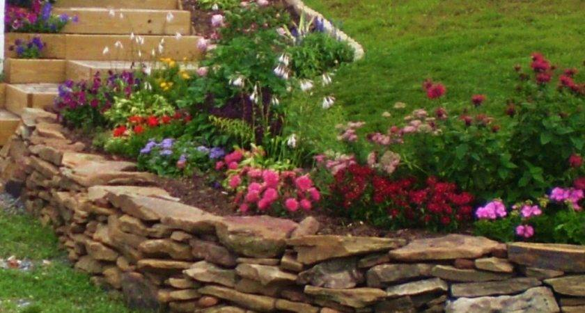 Overview Landscaping Rocks