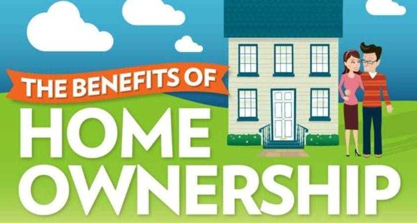 Owning Home Benefits Infographic