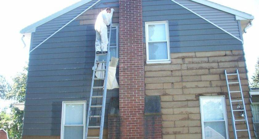 Paint Asbestos Siding Health Wellness