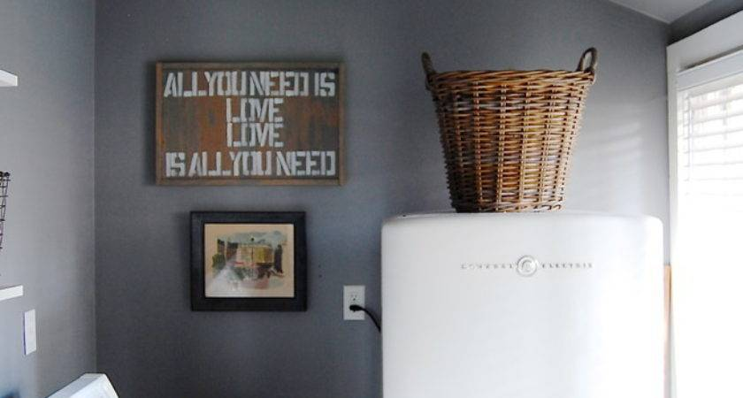 Paint Colors Laundry Room Contemporary