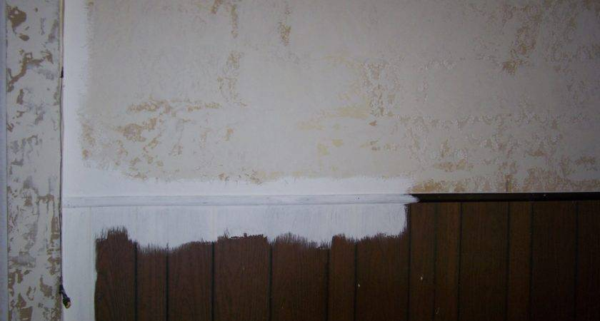 Paint Faux Wood Paneling Fake Good Ideas