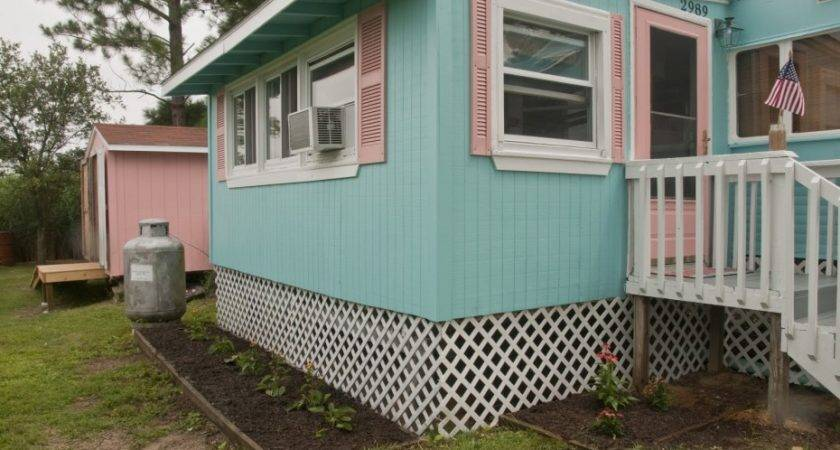 Paint Mobile Home Exterior Heart Song