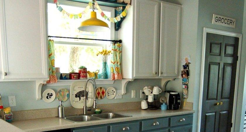 Paint Mobile Home Kitchen Cabinets