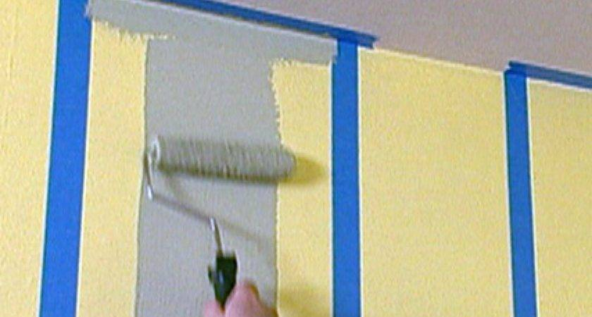 Paint Multiple Striped Walls Tos Diy