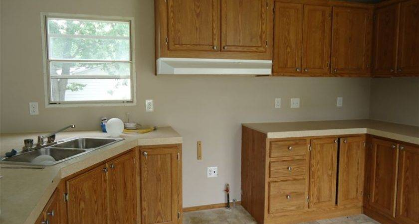 Paint Old Mobile Home Cabinets Imanisr