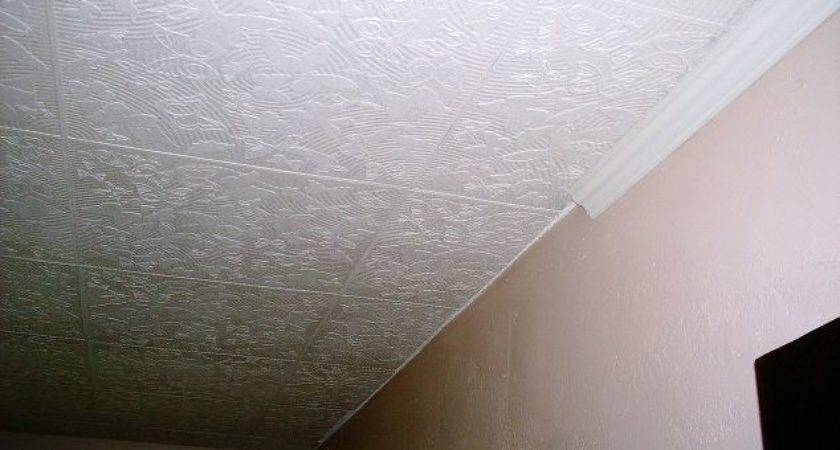 Paint Over Water Stains Popcorn Ceiling