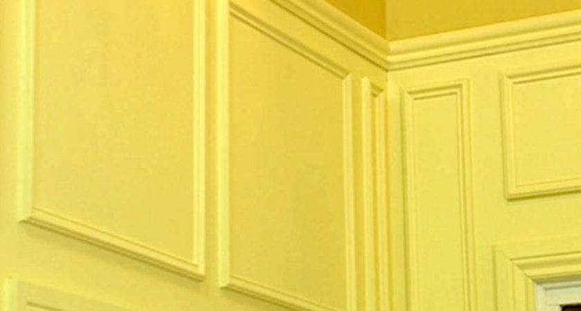 Paint Paneling Casual Cottage