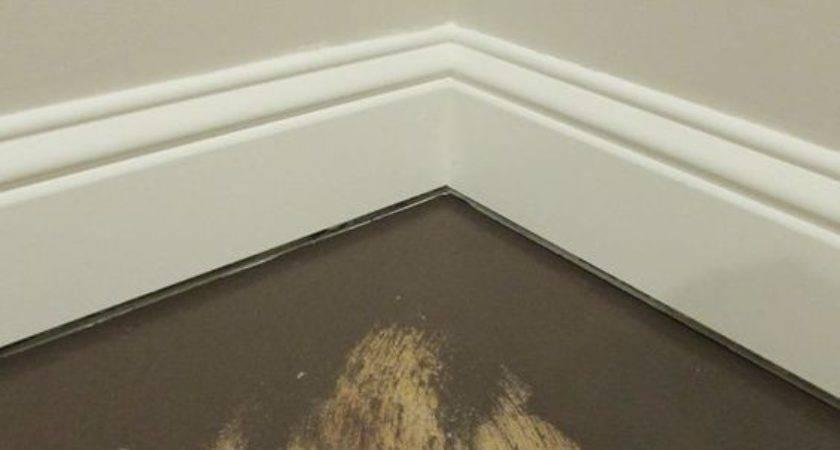 Paint Plywood Sub Flooring Resemble Wood Floors