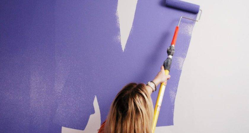 Paint Room Tos Diy