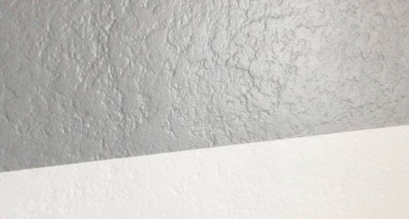 Paint Stripes Textured Wall Curated