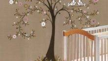 Paint Tree Mural Off Wall