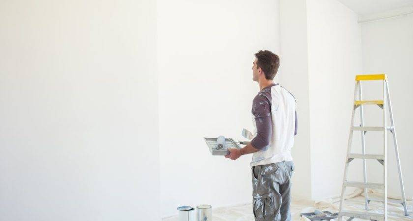 Paint Vinyl Mobile Home Walls Like Pro