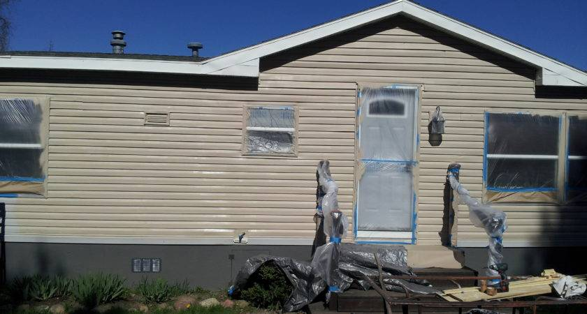 Paint Walls Mobile Home Painting