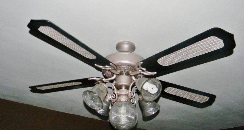 Painted Ceiling Fans Lighting