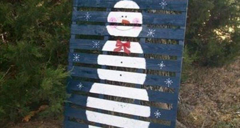 Painted Pallet Ideas Diy Craft Projects