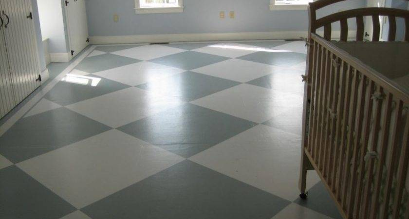 Painted Plywood Floor Good Bad Ugly