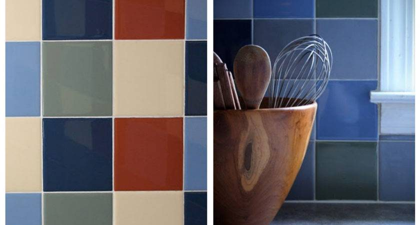 Painted Tile Kitchen Backsplash Decor Hacks