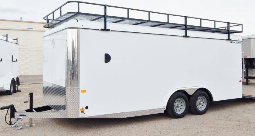Painting Aluminum Cargo Trailer Ideas