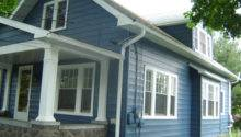 Painting Aluminum Siding Wet Head Media