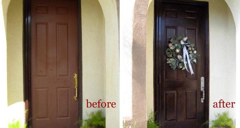 Painting Faux Wood Interior Doors Photos Bestdoor Biz