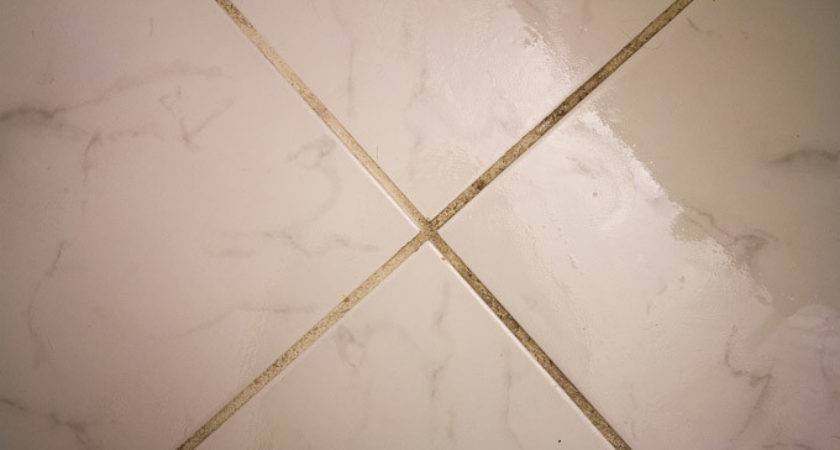Painting Grout Lines