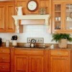 Painting Kitchen Backsplash Duke Manor Farm