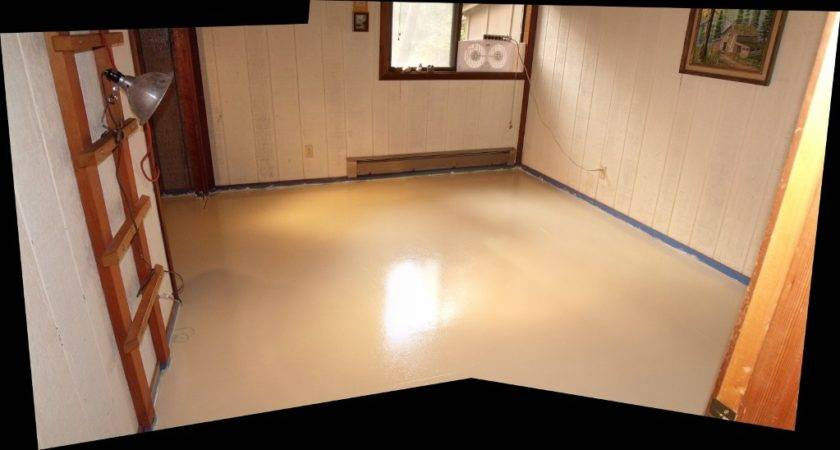 Painting Particle Board Floor Other Items