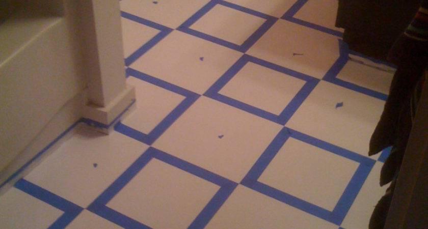 Painting Tile Floors Houses Flooring Ideas Blogule