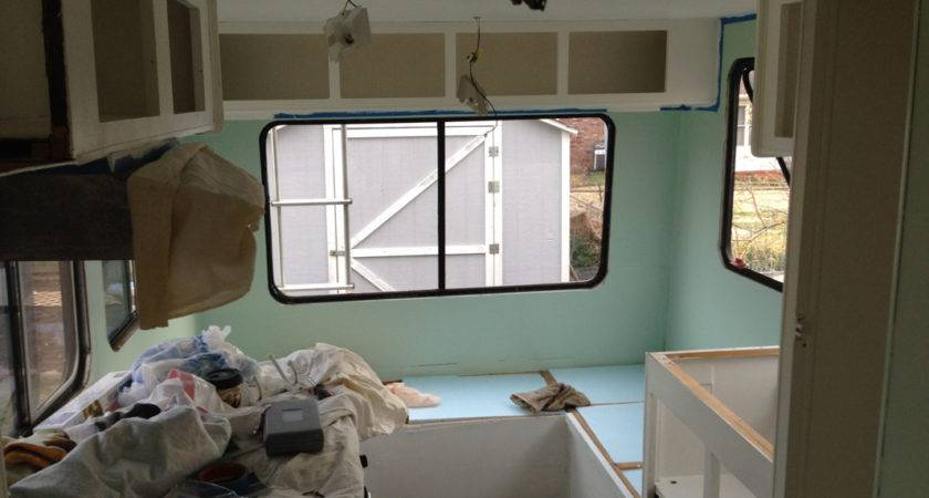 Painting Walls Cabinets Nomadic Powers