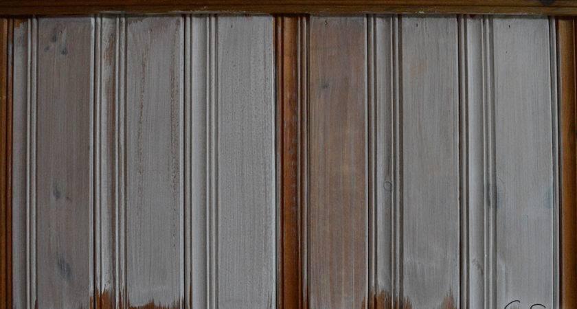 Painting Whitewashing Panelling Brick Madness