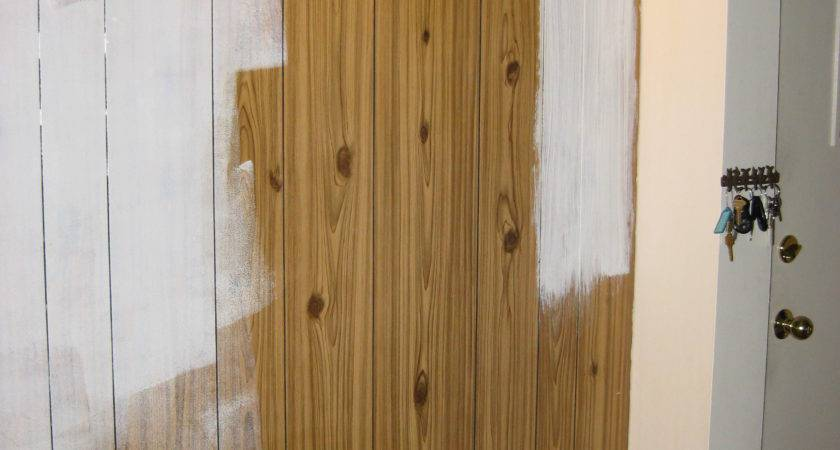 Painting Wood Paneling Paint