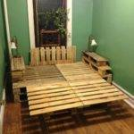 Pallet Bed Construction Diy Projects Forums
