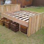 Pallet Bed Frame Pallets
