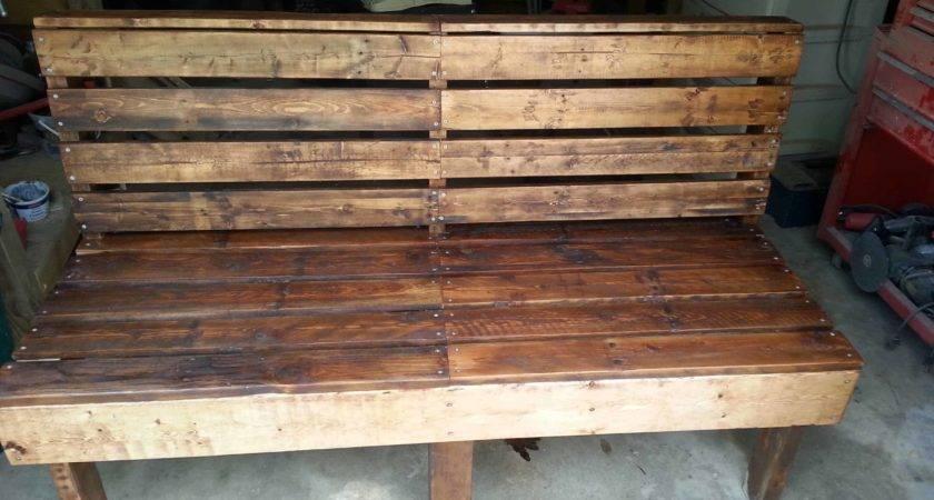 Pallet Bench Pallets