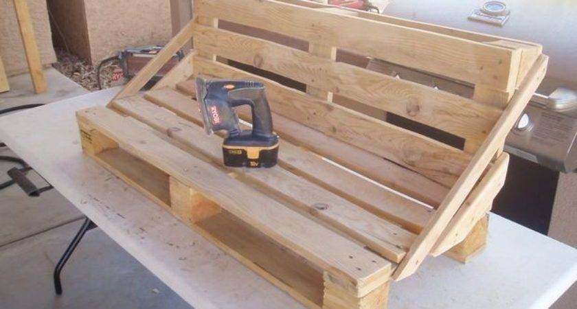 Pallet Bench Project Pallets