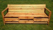 Pallet Bench Your Backyard Furniture Plans