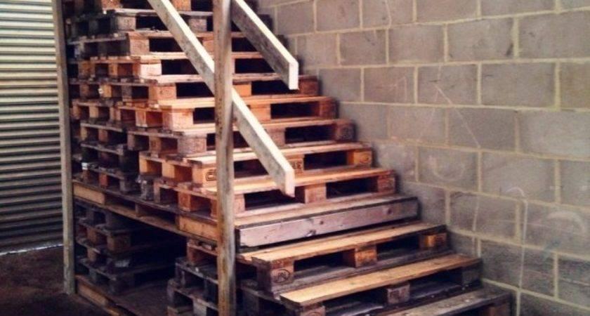 Pallet Construction Ideas Wood