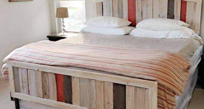 Pallet Dog Bed Fun Filled Woods Wooden