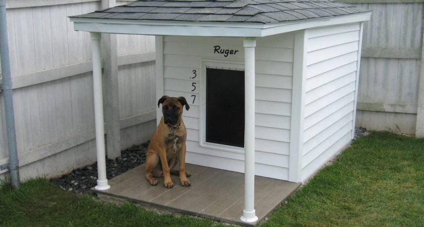 Pallet Dog House Building Tips