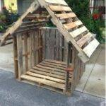Pallet Dog House Plans Unique Stylish Houses
