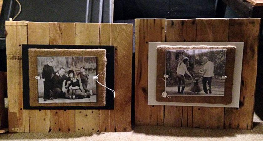 Pallet Frames Pistol Pete