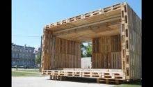 Pallet Furniture Ideas House Plans Diy Fyi