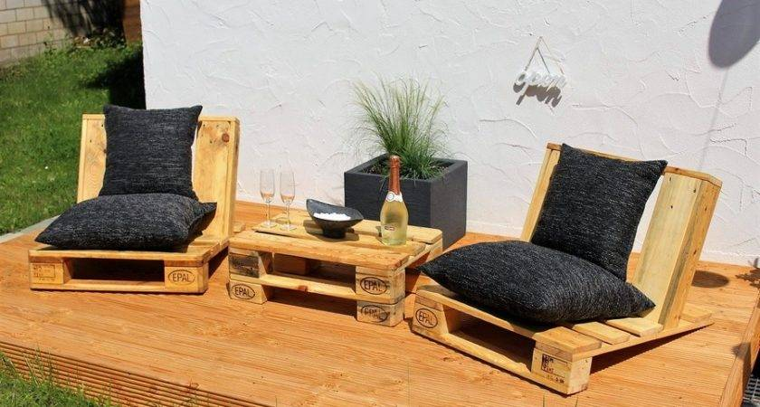 Pallet Furniture Ideas Wood Projects Diy