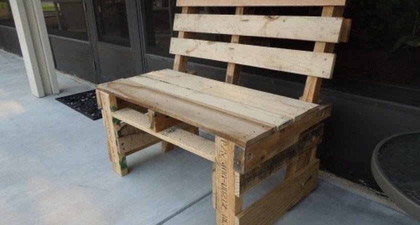 Pallet Furniture Plans Crustpizza Decor Prepare