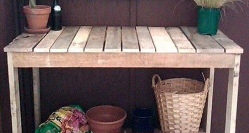 Pallet Furniture Repurposed Ideas Pallets