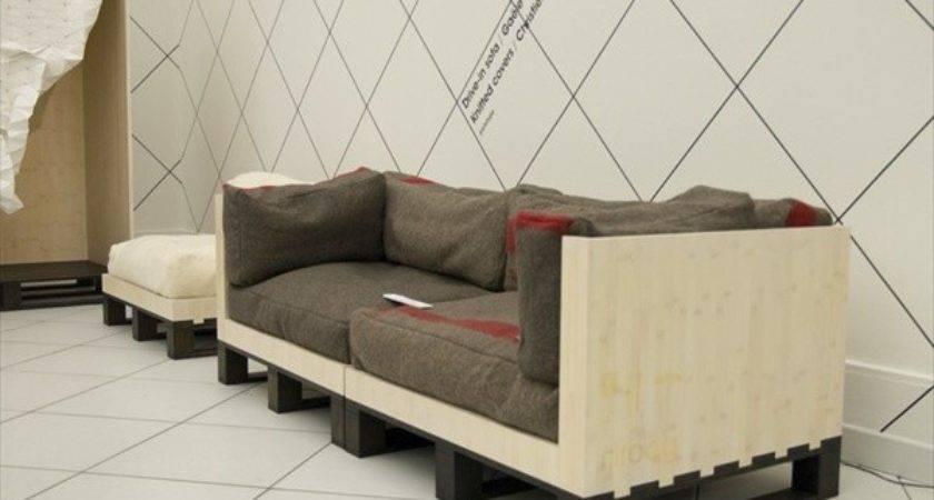 Pallet Furniture Safe Effective Plans Wooden