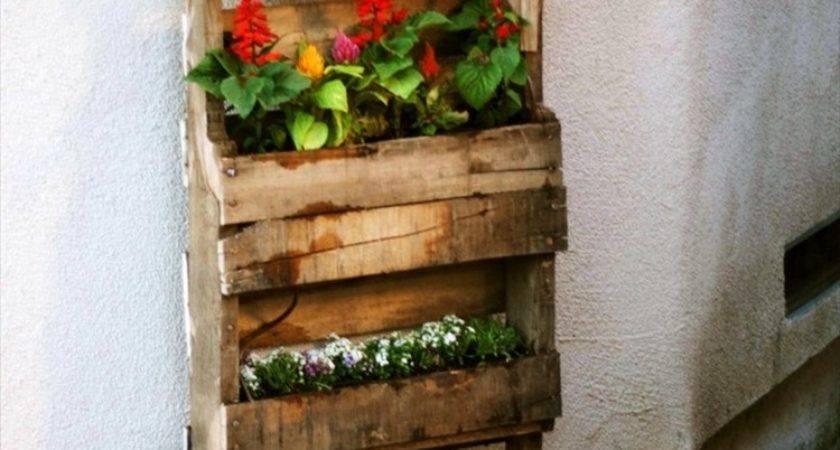 Pallet Gardening Ideas Idea